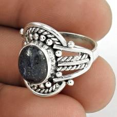 Secret! 925 Silver Lapis Ring Manufacturer