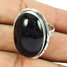 925 Sterling Silver Jewellery Beautiful Amethyst Gemstone Ring Supplier