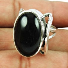 925 Sterling Silver Fashion Jewellery Charming Smoky Quartz Gemstone Ring Supplier India