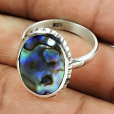 925 Sterling Silver Jewellery Scrumptious Shell Ring