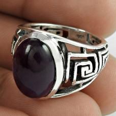 Stunning! 925 Silver Amethyst Ring
