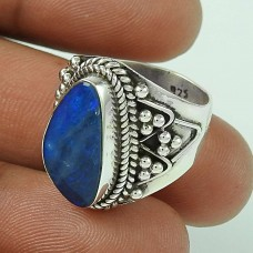 Great Creation !! 925 Sterling Silver Opal Ring Wholesale