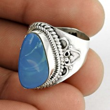 Big Special Moment ! 925 Sterling Silver Opal Ring Exporter India