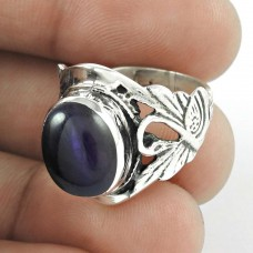 Big Special Moment !! 925 Sterling Silver Amethyst Ring