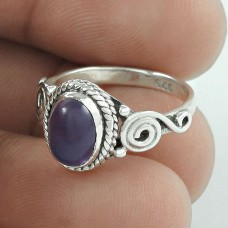 Created ! Amethyst Gemstone 925 Sterling Silver Ring