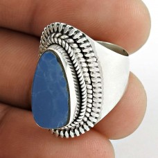 Created ! 925 Sterling Silver Opal Ring