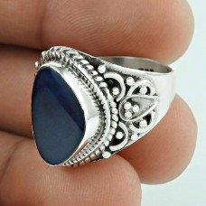 Gorgeous ! 925 Sterling Silver Opal Ring Wholesale Price