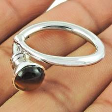 925 Sterling Silver !! Silver Jewellery Tiger Eye 925 Gemstone Ring