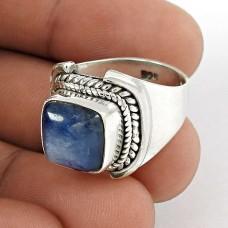 Sterling Silver Fashion Jewellery Rare Kyanite Gemstone Ring Lieferant