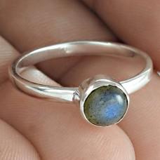 Labradorite Gemstone 925 Sterling Silver Ring Ethnic Jewelry