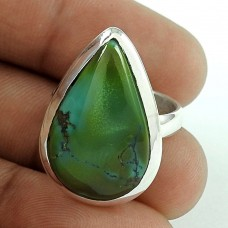 Fantastic! 925 Silver Turquoise Ring Wholesale Price