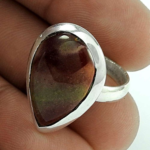Fantastic Quality Of! 925 Silver Mookaite Ring Wholesale