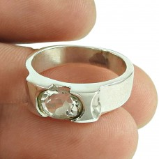 Seemly CZ Ring Sterling Silver Jewellery