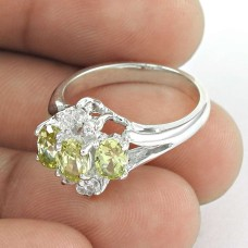 Best Selling CZ Sterling Silver Ring