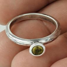 Precious!! Citrine 925 Sterling Silver Ring Fournisseur