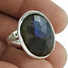 suave ! Labradorite Gemstone 925 Sterling Silver Ring Hersteller
