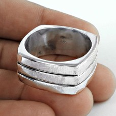 Jumbo Fantastic! Handmade 925 Sterling Silver Ring
