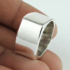 Beautiful Design! Handmade 925 Sterling Silver Ring Fournisseur