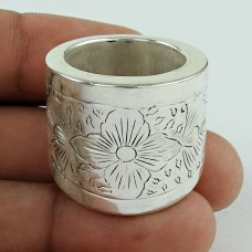 Big Love's Victory! Handmade 925 Sterling Silver Ring Fabricant