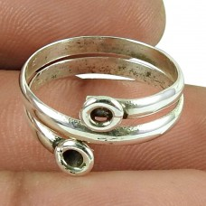 Classic 925 Sterling Silver Designer Handmade Ring Fashion Jewellery