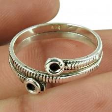 Amusable 925 Sterling Silver Beautiful Handmade Ring