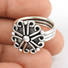 Great Creation 925 Sterling Silver Ring