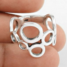 Amazing!! Handmade 925 Sterling Silver Ring Grossiste