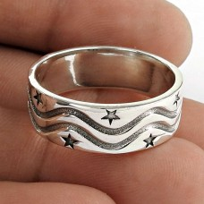Excellent!! 925 Sterling Silver Ring