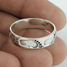 The One!! Handmade 925 Sterling Silver Ring