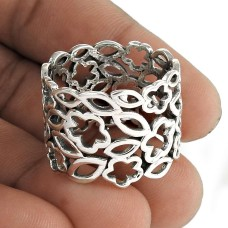 Very Delicate!! Handmade 925 Sterling Silver Ring