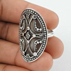 Great!! Handmade 925 Sterling Silver Ring
