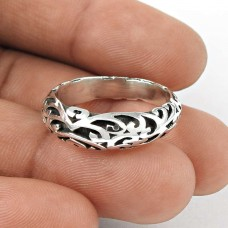 Graceful!! 925 Sterling Silver Ring Wholesale Price