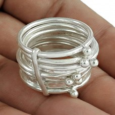 Best Design! 925 Sterling Silver Ring
