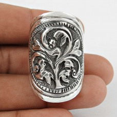Blooming Garden ! 925 Sterling Silver Ring