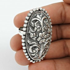 Breath Of Love ! 925 Sterling Silver Ring