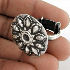 Awesome Design Of!! Handmade 925 Sterling Silver Ring