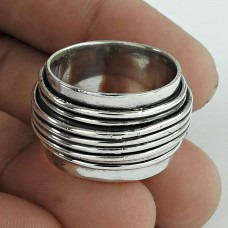 Daisy Moss 925 Sterling Silver Ring
