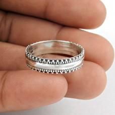 Semi Precious 925 Silver Ring Jewellery