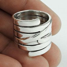 Unique Design 925 Sterling Silver Ring Jewellery
