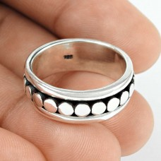 Graceful !! 925 Sterling Silver Ring Jewellery