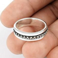 Secret Design !! 925 Sterling Silver Ring Jewellery