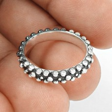 Large Stunning !! 925 Sterling Silver Jewellery Ring