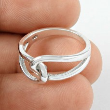 Pleasant Handmade Sterling Silver Ring Jewellery Manufacturer
