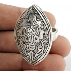 Deluxe ! Solid 925 Sterling Silver Ring Hersteller