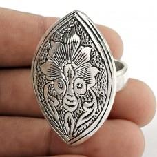 Deluxe ! Solid 925 Sterling Silver Ring Hersteller