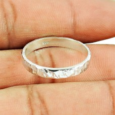 925 Silver Handmade Jewellery Daily Wear Sterling Silver Ring Wholesaling