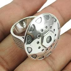 Sterling Silver Handmade Fashion Jewellery Fashion Sterling Silver Ring Al por mayor