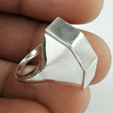 Indian Sterling Silver Jewellery Daily Wear Sterling Silver Handmade Ring Wholesaling