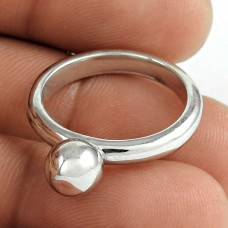 Passionate Love 925 Sterling Silver Handmade Ring