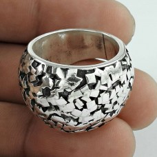 Well-Favoured 925 Sterling Silver Ethnic Ring
